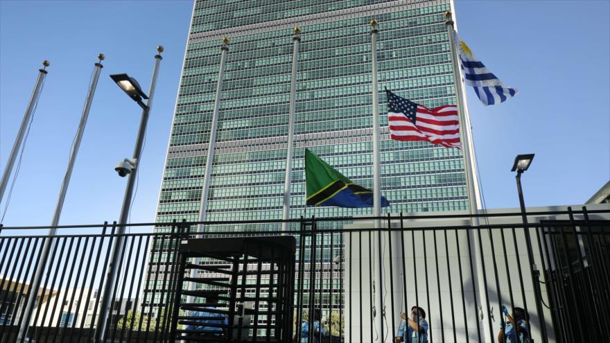 Sede de Naciones Unidas en Nueva York (Foto: AFP).