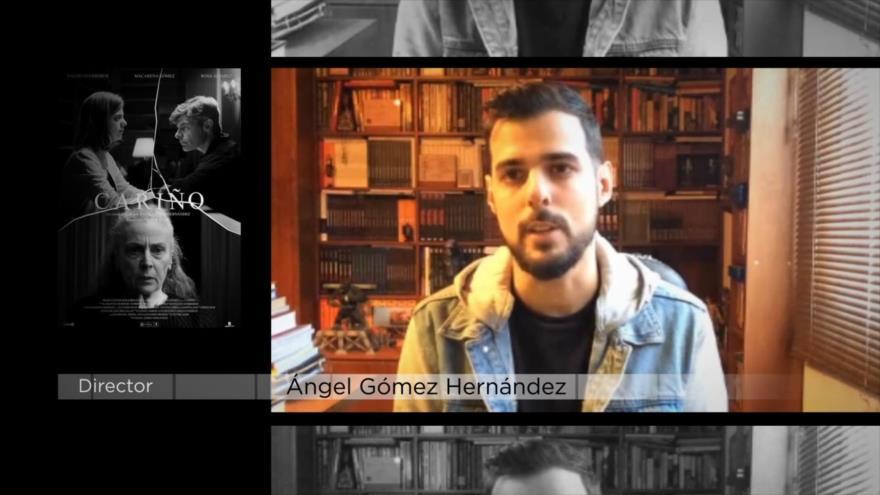 "Blanco: ""Cariño"" dirigido por Ángel Gómez Hernández"