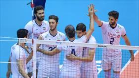 Irán gana a Argentina en Copa Mundial de Voleibol Masculino de 2019
