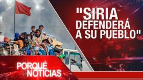 El Porqué de las Noticias: CSNU sin consenso sobre ataque turco. Presión por su asilo. Más diatribas del Brexit