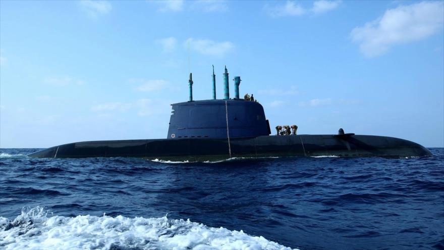 Un submarino israelí, clase Dolphin, capaz de disparar misiles con ojivas atómicas.
