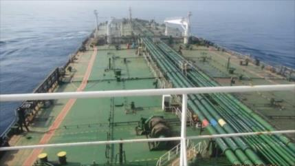 El petrolero atacado iraní está en una situación estable