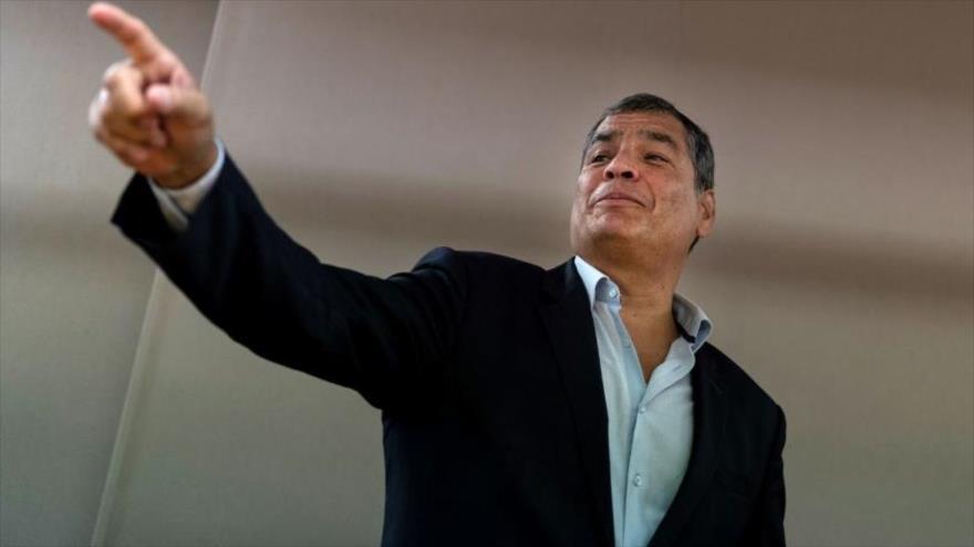 Correa: Moreno traicionó a la revolución y nos volvió al pasado | HISPANTV