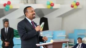 Premier etíope Abiy Ahmed recibe el premio Nobel de la Paz 2019