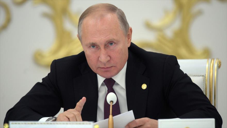 Putin alerta del riesgo de retorno de Daesh tras la agresión turca | HISPANTV