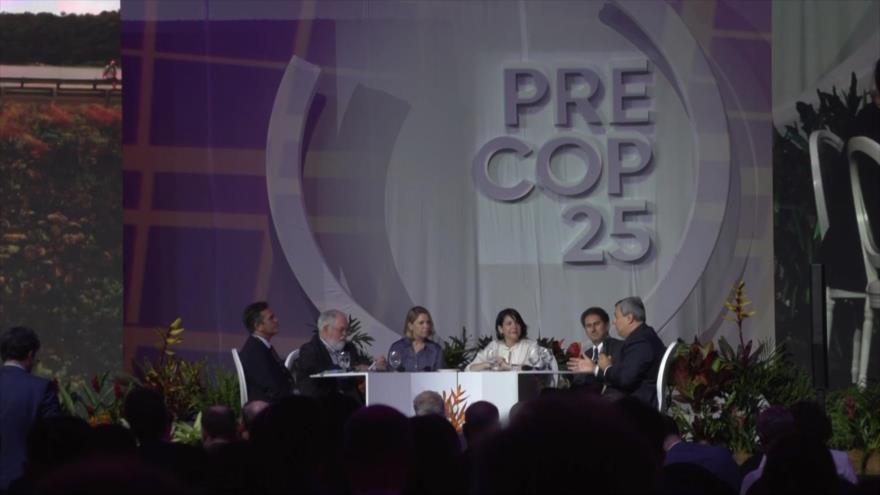 """Con el lema de """"actuar ahora"""" culmina la PreCOP 25 en Costa Rica"""
