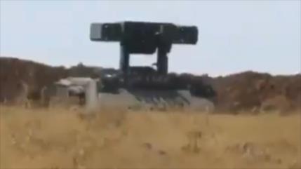 Foto: Turquía despliega sistema antiaéreo en frontera con Siria
