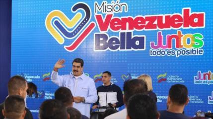 """Maduro: Protestas en Ecuador son """"insurrección popular"""" contra FMI"""