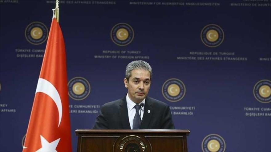 Turquía amenaza con responder 'ojo por ojo' sanciones de EEUU | HISPANTV