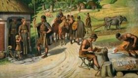 'Ricos de la Edad de Bronce eran sepultados con sus sirvientes'