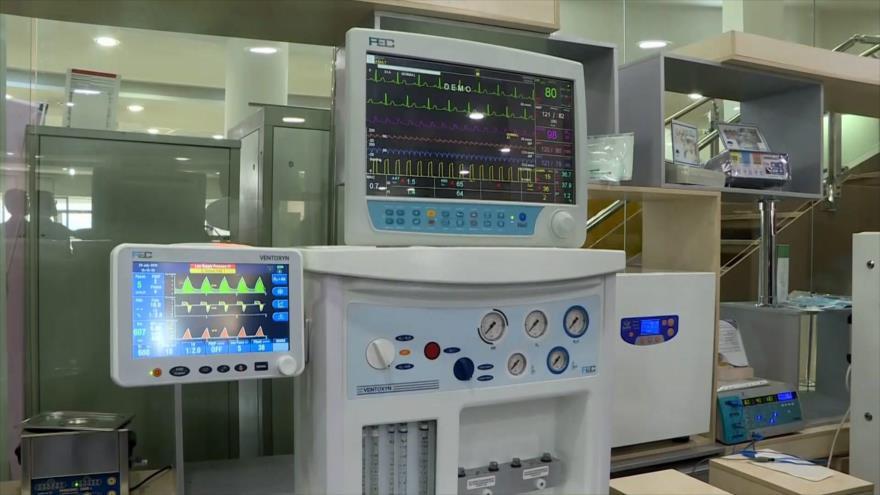 Cámara al Hombro: El equipamiento médico en Irán
