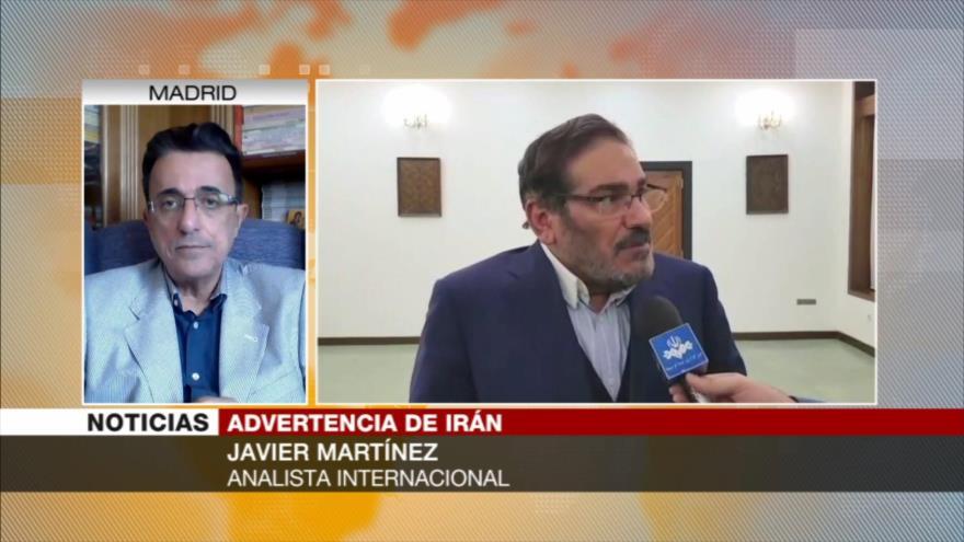 El ataque al buque iraní Sabiti viola la libertad de navegación