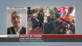 La oligarquía española se beneficia de la venta de armas a Riad