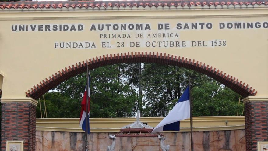 Demandan aumentar presupuesto a universidad estatal de Dominicana
