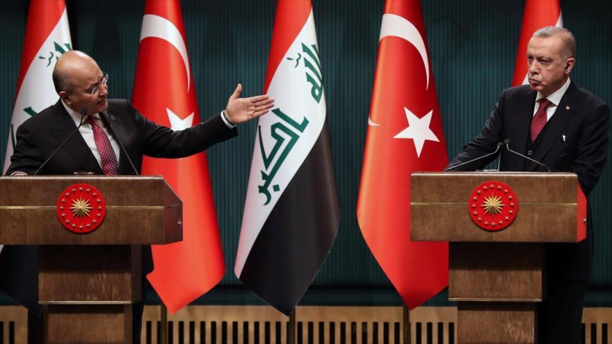 Irak alerta que invasión turca a Siria causaría retorno de Daesh | HISPANTV
