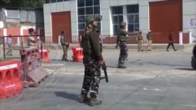 La India levanta el bloqueo a la telefonía móvil en Cachemira