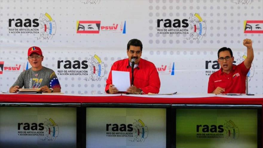 Maduro: Chavismo se prepara para ganar las parlamentarias de 2020
