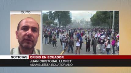 "Lloret: Es difícil que se sostenga el ""paquetazo"" que plantea Moreno"