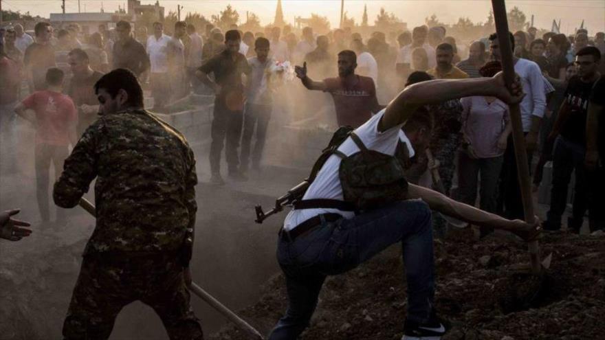 Francia suspende venta de armas a Turquía por su invasión a Siria | HISPANTV
