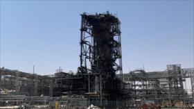 Vídeo: Aramco muestra sus instalaciones atacadas por Yemen