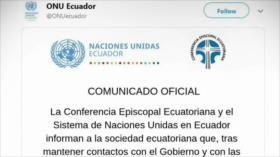 Agresión turca a Siria. Diálogos en Ecuador. Cambio climático