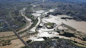 Japón está en alerta máxima por el tifón Hagibis