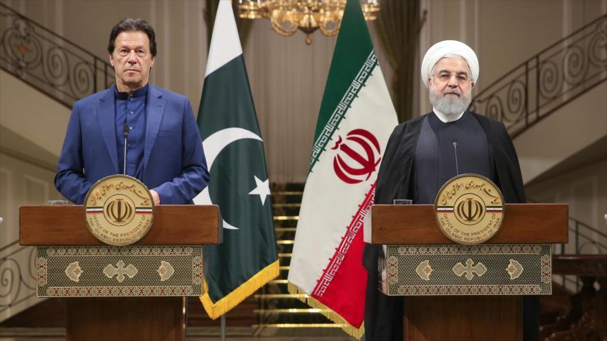 Irán y Paquistán llaman a la diplomacia para resolver tensiones