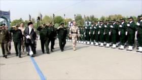 Discurso del Líder. Lazos Irán-Paquistán. Protestas en Barcelona