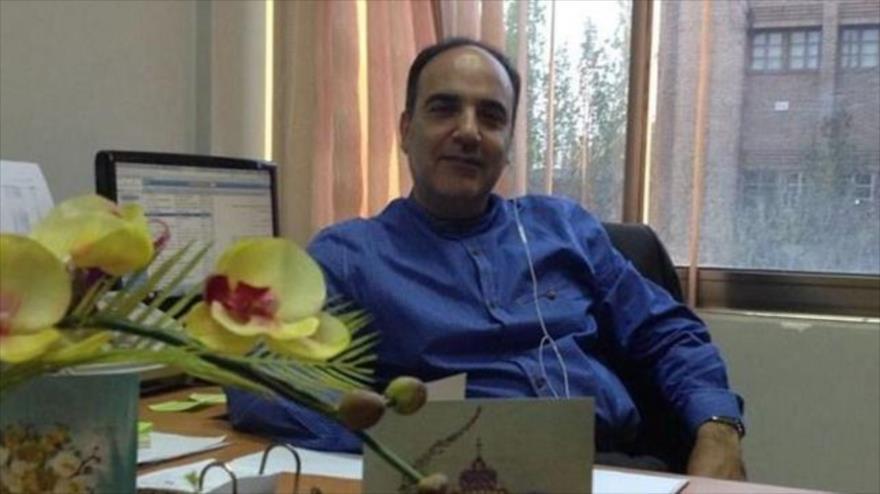 El científico iraní Masud Soleimani, detenido desde hace casi un año en EE.UU.