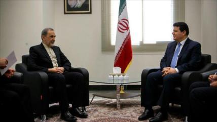 """""""Irán y Siria, decididos a seguir la lucha contra el terrorismo"""""""