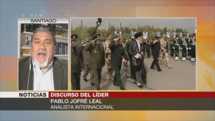 Jofré Leal: Irán hace muy bien en reforzar su capacidad militar