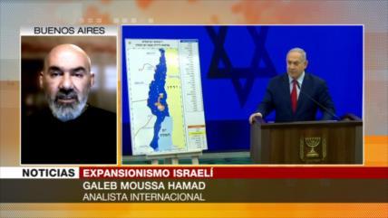 Moussa Hamed: Los actos de Israel con los palestinos son ilegales