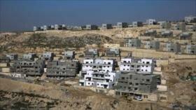 Israel planea construir otras 251 casas ilegales en Cisjordania