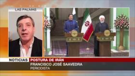Saavedra: Tensión en Golfo Pérsico se puede solventar con diálogo