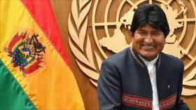 Morales es favorito en el último día de publicación de encuestas