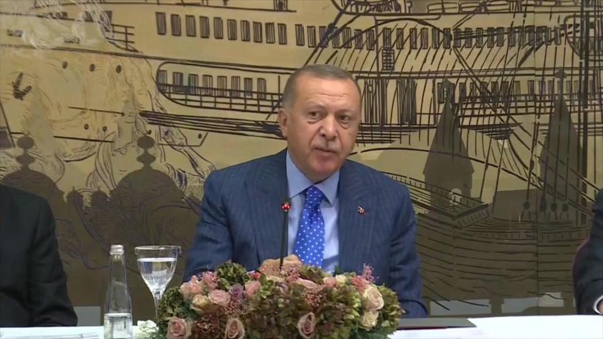 Erdogan no renuncia a su agresión militar contra Siria | HISPANTV