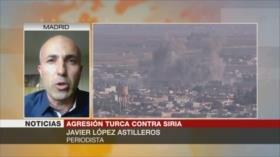 """Agresión turca en Siria dificulta más situación en Oriente Medio"""