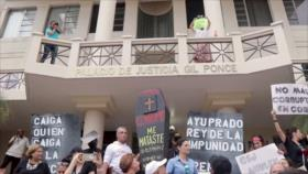 Ciudadanos panameños se encuentran presos de la crisis judicial