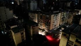 Varias zonas de Caracas sufren un nuevo apagón de 14 horas