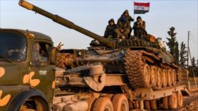 Ejército sirio acude en ayuda de las FDS por agresión de Turquía