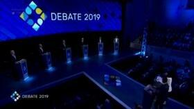 Se celebra en Argentina el primer debate presidencial