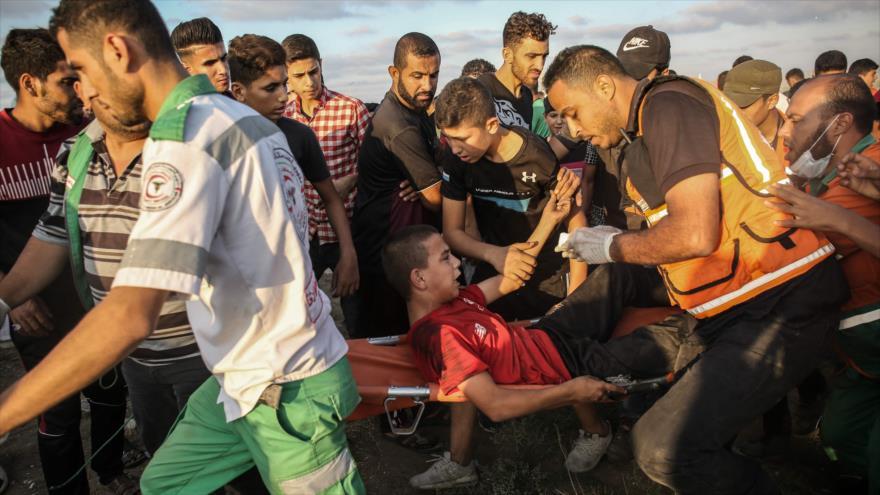 ONG: Israel cometió 376 violaciones contra palestinos en un solo mes