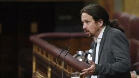 Podemos rechaza discursos que criminalizan al 'procés' catalán