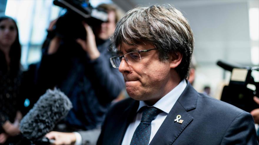 España reactiva orden europea para detener a Puigdemont | HISPANTV
