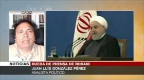 González Pérez: La resistencia iraní puede cambiar postura de EEUU