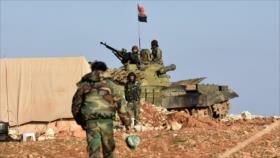 Ejército sirio entra en Manbij para hacer frente a agresión turca