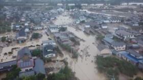 56 muertos y 200 heridos por el supertifón Hagibis en Japón