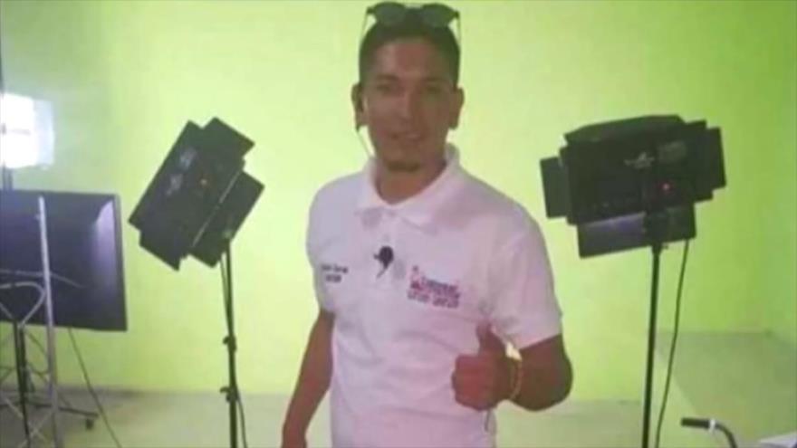 Matan a presentador de televisión local en Honduras