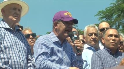 Expresidente dominicano protesta contra fraude electoral