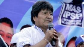 Morales alerta de golpe de Estado por oposición si gana elecciones